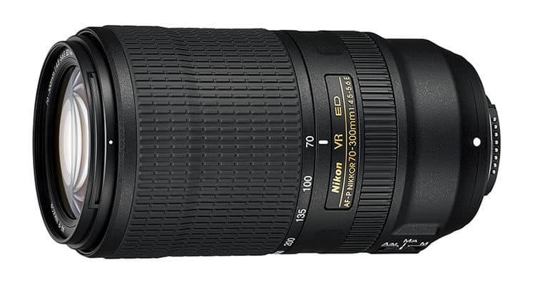 Nikon 70-300 mm E