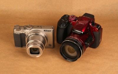 Nikon Superzoomkameras