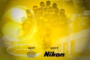 Nikon 100. Geburtstag