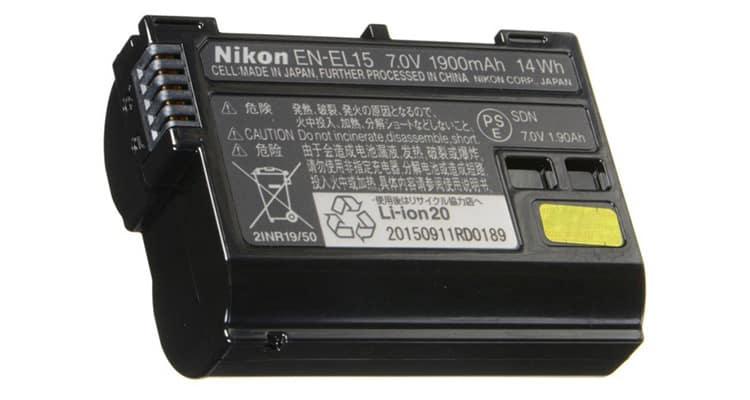 Nikon EN-EL15