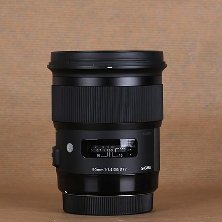 Sigma 50 mm F1.4 ART