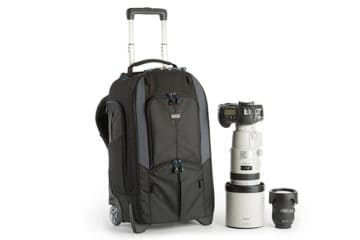 ThinkTank rolling backpack