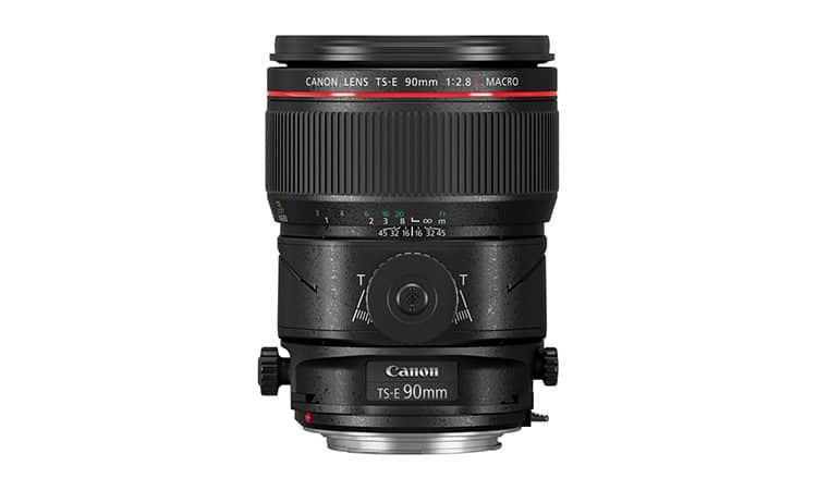 Canon TS-E 90 mm