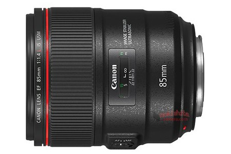 Canon EF 1.4/85 mm