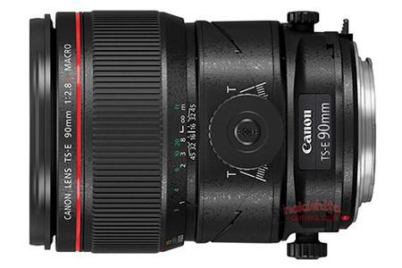 Canon TS-E 2.8/90 mm
