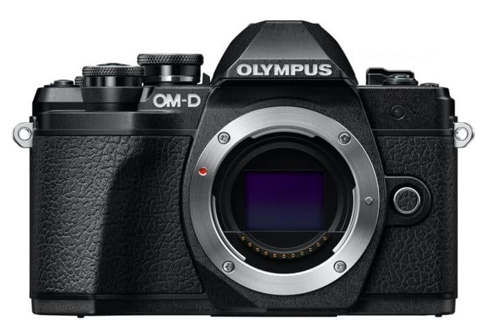 Olympus OM-D E-M10 Marlk III