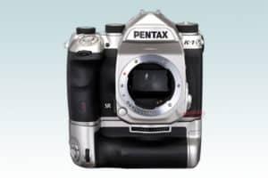 Pentax K-1 Silber