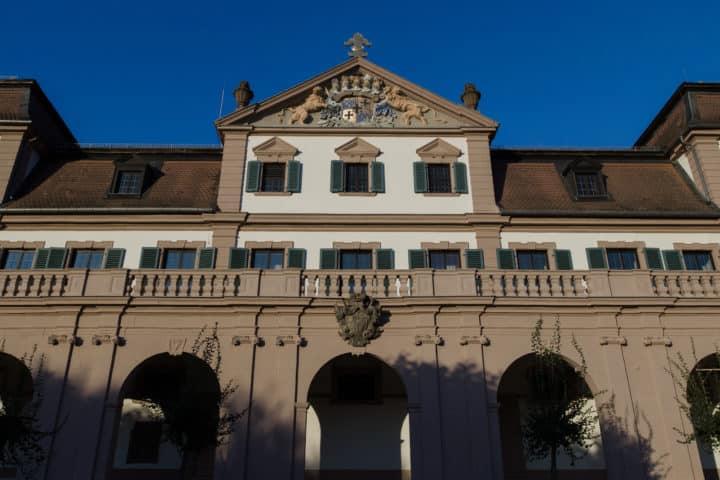 Hammelburg Kellerei Schloss