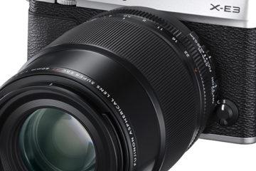 Fujifilm XF 80 mm f2.8