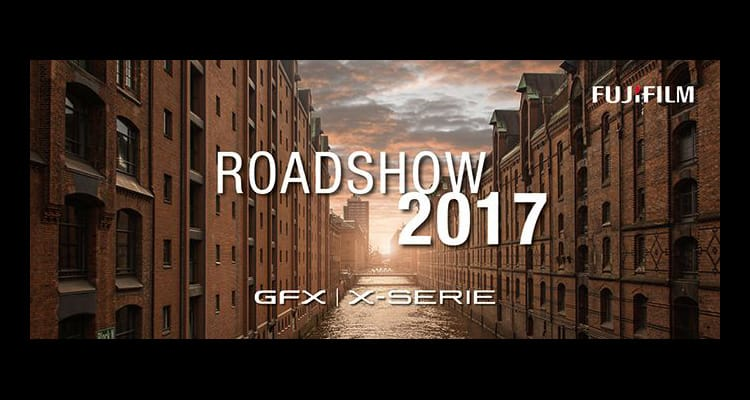 Fujifilm Roadshow 2017