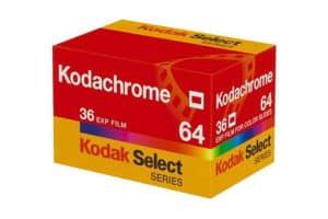 Kodachrome 64