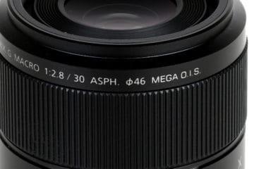 Panasonic 2,8/30 mm Macro
