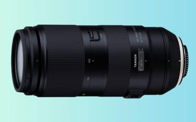 Tamron 100-400 mm