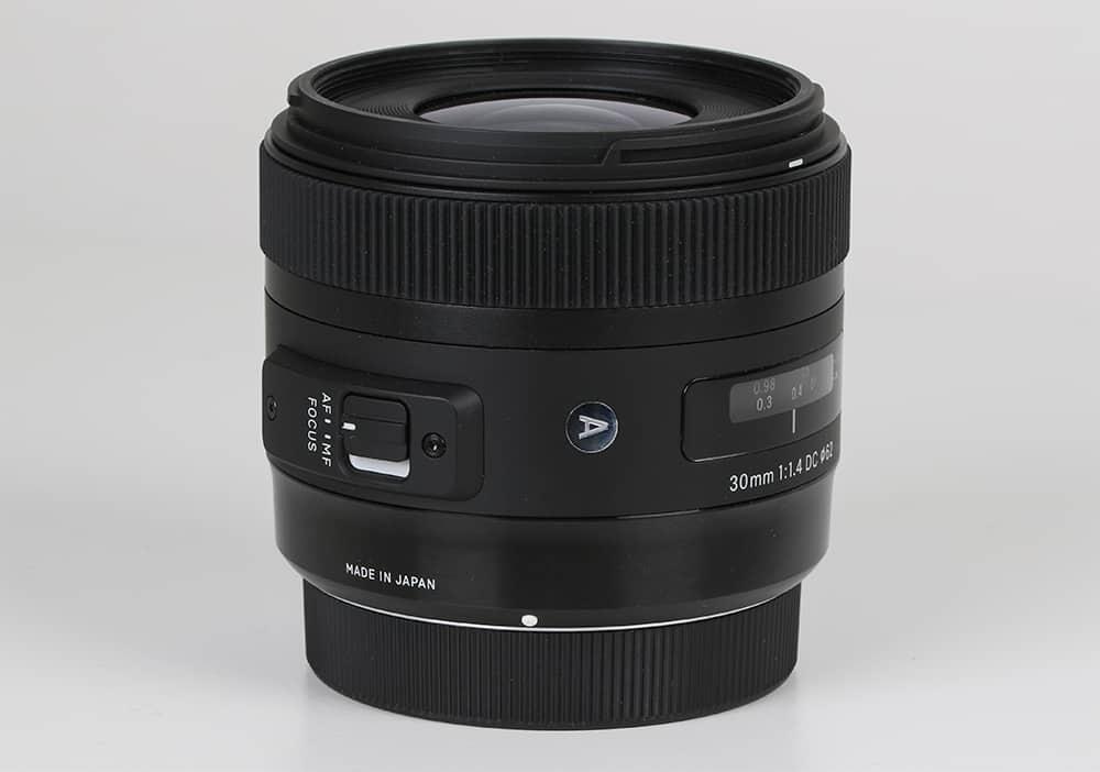 Sigma 1,4/30 mm | Art