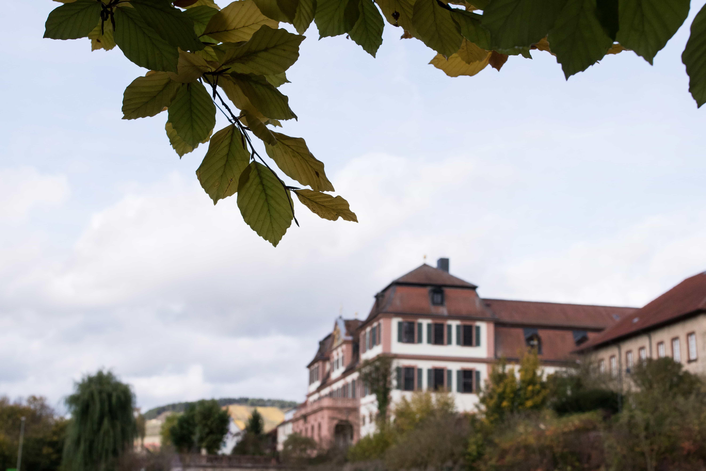 Kellereischloss in Hammelburg. Objektiv: Sigma 1,4/30 mm DC | Art