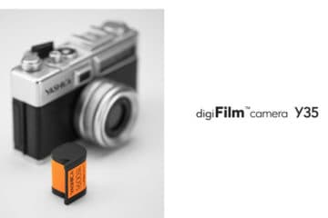 Yashica digiFilm Camera Y35