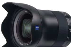 Zeiss Milvus 25 mm