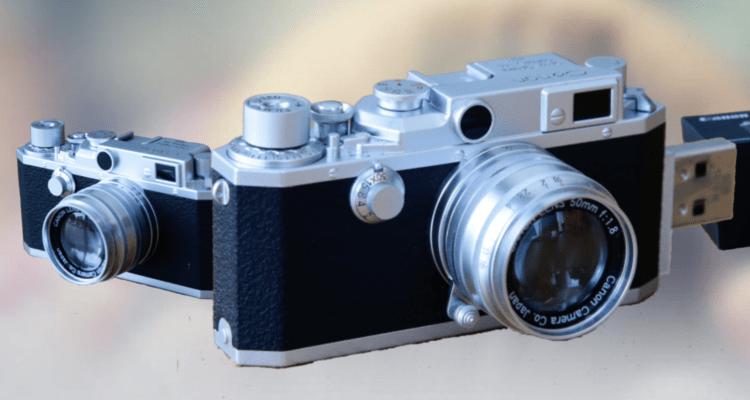 Canon Retro Stick