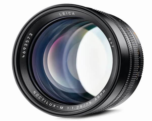 Leica Noctilux-M 75 mm