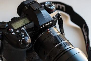 Panasonic Lumix G9