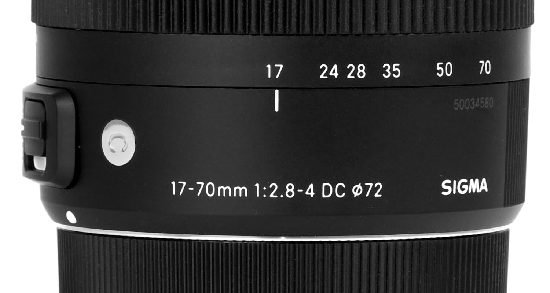 Sigma 17-70 mm Contemporary