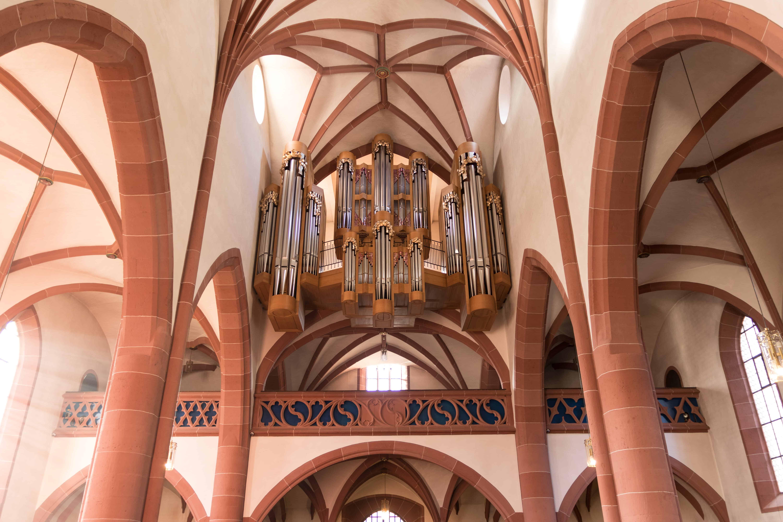 Kirchenorgal  Objektiv: Sigma 17-70 mm Contemporary