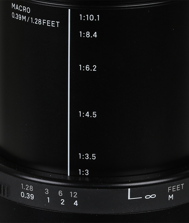 SIgma 18-300 mm Skala