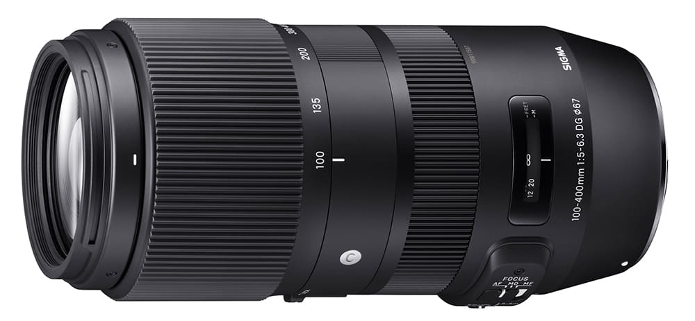 Sigma 100-400 mm Contemporary