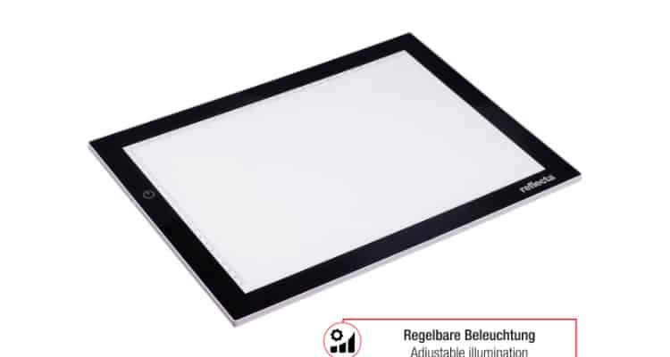 Reflecta LED A4+