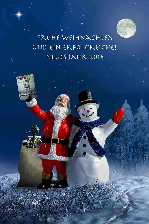d-pixx-Weihnachtskarte von Dieter Tammen