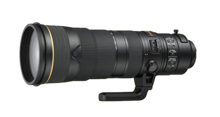 Nikon Nikkor 180-400 mm f1.4