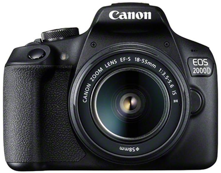 Canon EOS 2000D / 4000D