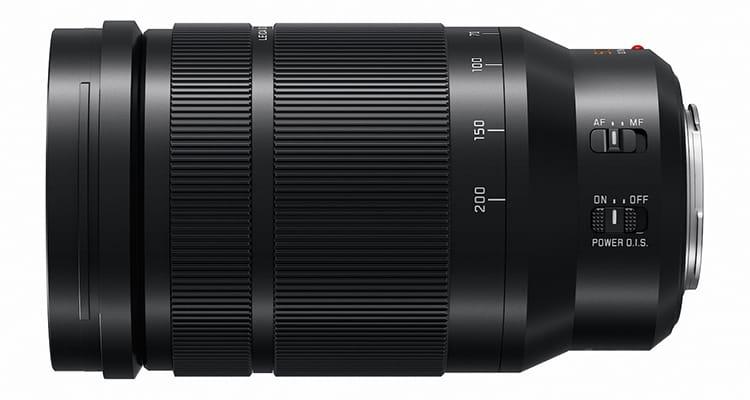 Panasonic Leica 2,8-4/50-200 mm