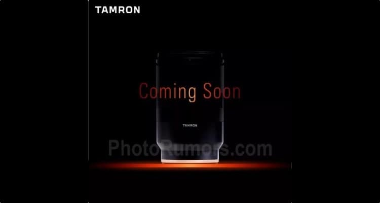 Tamron Teaser CP+