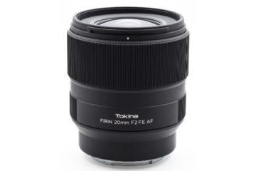 Tokina Firin 20 mm