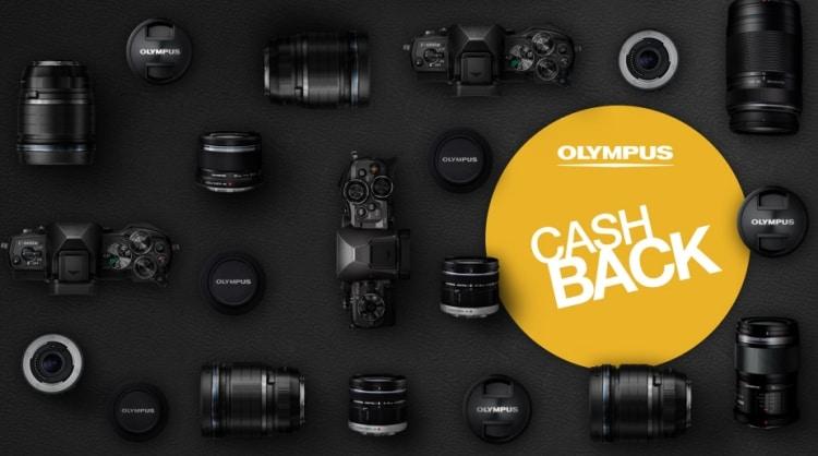 Olympus Chashback