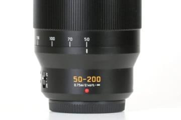 Panasonic Leica DG Vario-Elmarit 2,8-4/50-200 mm ASPH/O.I.S.