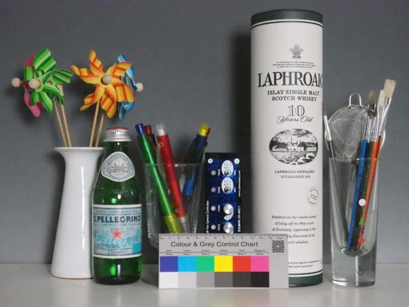 Olympus E-PL9 ISO 25600