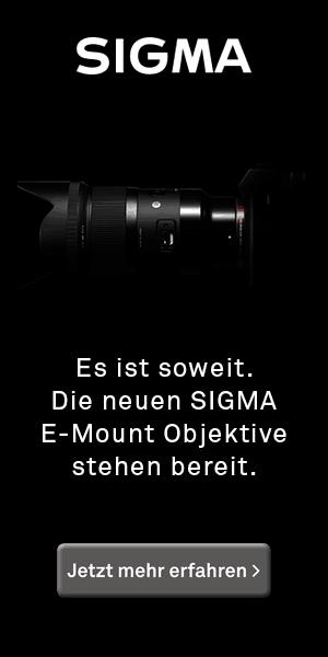 Sigma E-Mount
