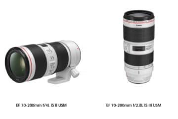 Canon 70-200 Leak