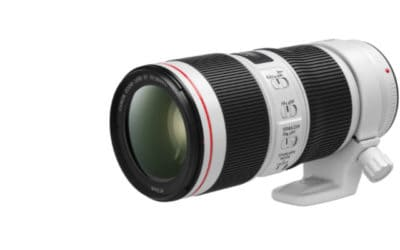 Canon EF 4/70-200 L IS II USM
