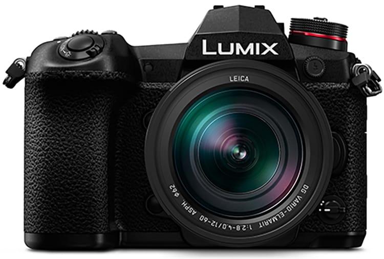 Panasonic Lumix G90 Front