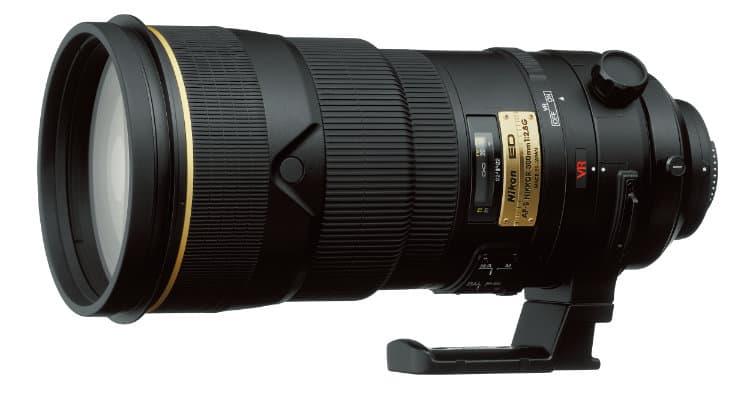 Nikon AF-S Nikkor 300 mm