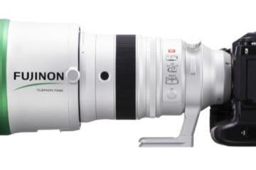 Fujinon XF200mmF2 R LM OIS WR