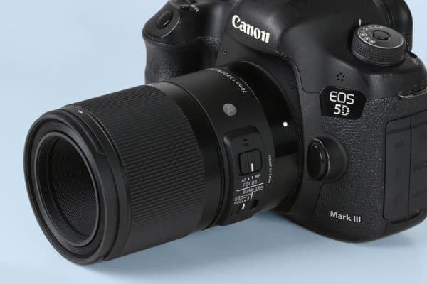 Sigma 70 mm DG Macro Art