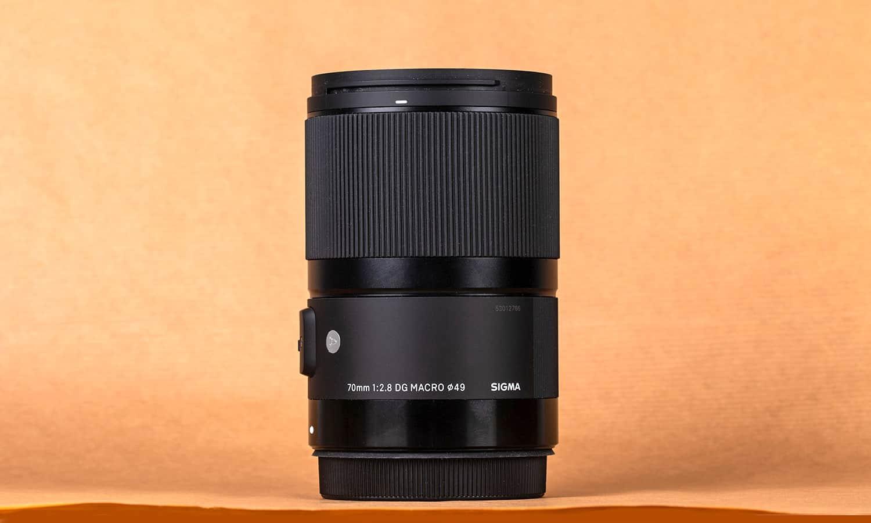 Sigma 70 mm Macro