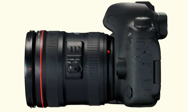 Canon spiegellose Vollformatkamera