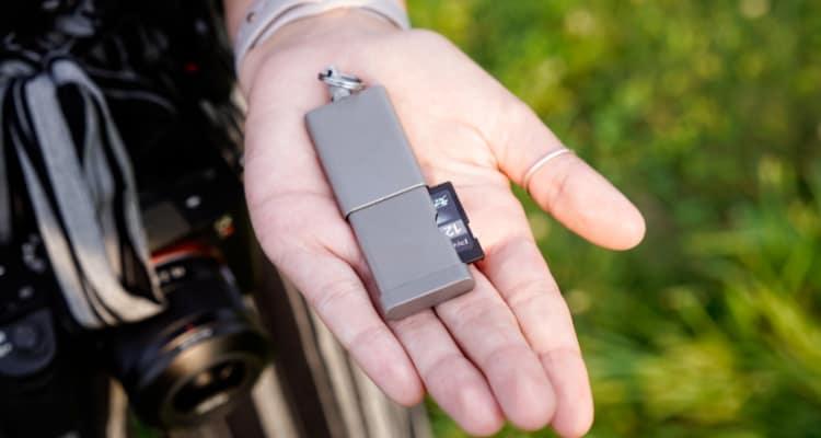 Titan SD Case