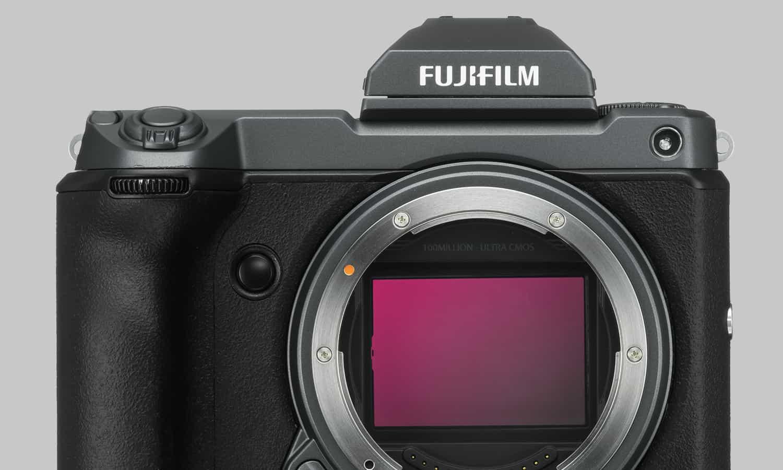 Fujifilm 100 MPix