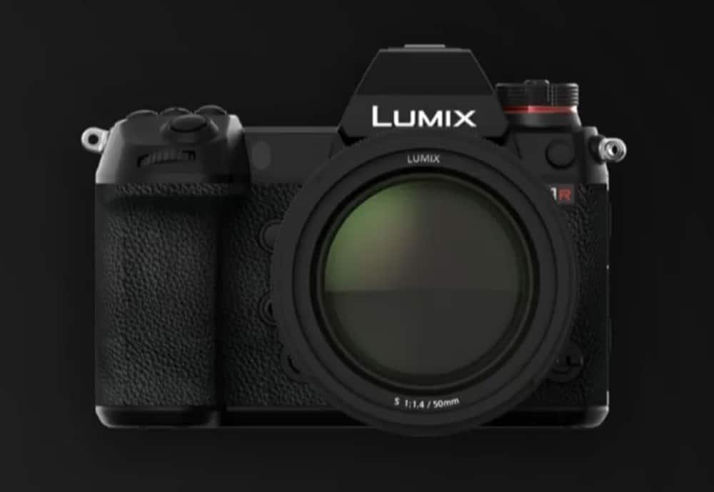 Pansonic Lumix S1